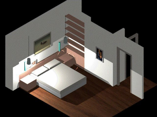 Mobili 3d dwg top modelli viti with mobili 3d dwg for Arredo autocad